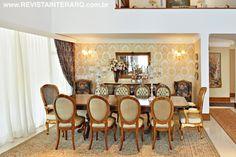 Sala de jantar concebida por WMP Arquitetura e Ambientação.  http://www.comore.com.br/?p=27093 #book #livro #interarq #revistainterarq #arquitetura #architecture #archdaily #contemporary #decor #design #home #homestyle #instadecor #instahome #homedecor #interiordesign #lifestyle #modern #interiordesigns #luxuryhome #homedesign #decoracao #interiors #interior #wmparquiteturaeambientacao