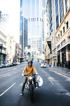 City To Surf With Joel Fitzgerald. | Deus Ex Machina |