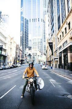 City To Surf With Joel Fitzgerald. | Deus Ex Machina |