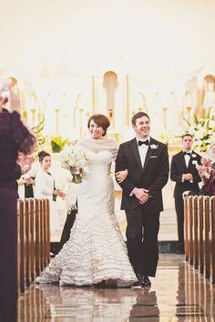 Think Champagne – A + R's Real Wedding #districtweddings #dwblog