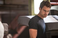 Exclusive: 15 Sexy Theo James Pictures That Will Make You Swear Allegiance to Him