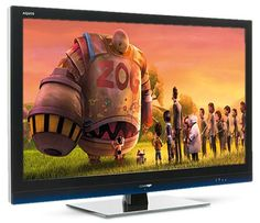 Sharp LC40LE700E LCD TV review | Sharp delivers one the UK's most affordable LED-backlit TVs to date Reviews | TechRadar