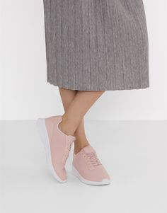 FABRIC SNEAKERS - New products - SHOES - PULL&BEAR Serbia
