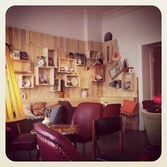 Kauf Dich Glücklich in Berlin Cafe Oderberger Str. 44