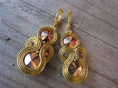 Ridgways / Simple Gold...soutache