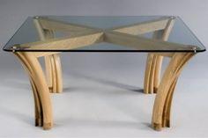 Sean Feeney - Oakwood의 가정용 가구 디자인 아이디어를위한 맞춤형 목재 로우 테이블