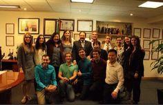 """Estudiantes de Harvard visitan la CDMX para conocer el programa """"El Médico en Tu Casa"""""""