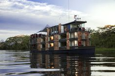 ARIA AMAZON || NationalTraveller.com