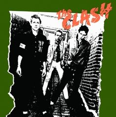Hands down, my favorite band: The Clash