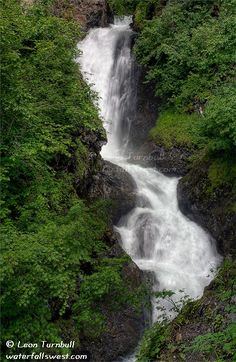 Thunderbird falls, nature hike  Anchorage Alaska - Hiked this several times when the kids were small