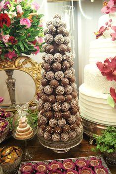 6 Tendências para a mesa de doces do casamento