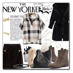 """""""#183"""" by adnaaaa ❤ liked on Polyvore featuring Topshop, Sole Society, H&M, Carbon & Hyde, Smashbox and Chicnova Fashion"""