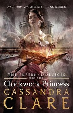 %Read PDF Books Clockwork Princess (The Infernal Devices, By Cassandra Clare read books 2020 books 2020 drive books Clockwork Princess, Livros Cassandra Clare, Cassandra Jean, Ya Books, Good Books, Books To Read, The Infernal Devices, Hunger Games, Tessa Gray