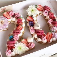 "6,616 Likes, 84 Comments - @ideiasdebolosefestas (@ideiasdebolosefestas) on Instagram: ""Que ideia linda de ""bolo""!!! #Repost @mae_festeira ・・・ Ameiiiii super criativo .  .…"""