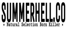 Summerhell font