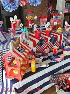 USA Pijama Party