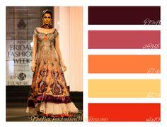 Purple Orange Wedding Color Palette Monday copy 4 width=