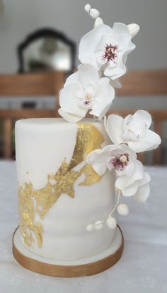 1000 Ideas About Orchid Cake On Pinterest Sugar Flowers