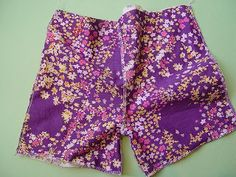 THE SEWING DORK: How to Make Two-Faced Bloomers