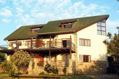 Akzente - Accommodation in Clarens. Clarens Self Catering Apartment, Flatlet Accommodation, Northern & Eastern Free State, Free State, South Africa Double Room, Double Beds, Upstairs Loft, Have A Shower, Open Plan Kitchen, Lounge Areas, Home Decor Trends, One Bedroom, Second Floor