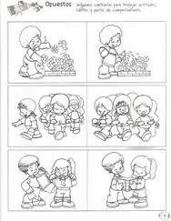 Risultati immagini per dibujos para colorear de pinzas y pelotas