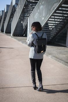 Milovely - Blogueuse mode - Sac à dos