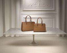 パリサントノレ通りの旗艦店をリニューアルしたロンシャンから新作バッグパリ プルミエが登場
