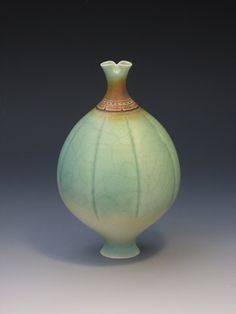 Ceramics by Geoffrey Swindell at Studiopottery.co.uk - Vessel - 11cm