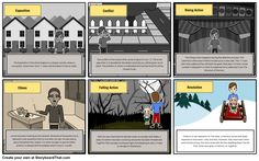 Bring The Giver to life with these engaging lesson plans covering dystopia, character development, vocabulary, and more with fun interactive storyboards.
