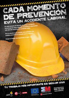 Campaña de Prevención de Riesgos Laborales . Pràctica TIC-FOL. Utilització cercador PINTEREST