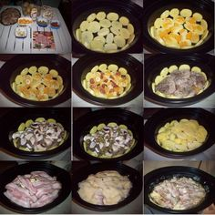 Slow Cooker Recipes, Crock Pot, Ph, Muffin, Breakfast, Food, Morning Coffee, Slow Cooker, Essen