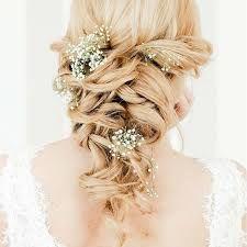 Znalezione obrazy dla zapytania fryzury ślubne upięcia