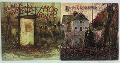 Black Sabbath LP #Vinyl Record Lot: Mob Rules + Self Titled