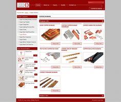 Copper busbars by conexcoppe via slideshare