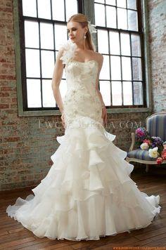 Robe de mariée Moonlight J6277 Fall 2013