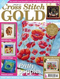 Cross Stitch Gold (UK) № 122 (2015)