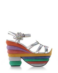 Sandalias Ferragamo s Creations Mujer - thecorner.com - The luxury online boutique devoted to creating distinctive style