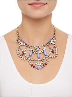 Pastel necklace Multi-colour 69