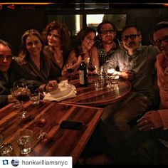 #Repost @hankwilliamsnyc with @repostapp. ・・・ @nellicolor 's last night! Sad but boozy!@rebeccawisocky @brianna_lynn_brown @thomaseirwin @therealanaortiz #deviousmaids