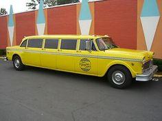 New York CityTaxi Checker Marathon limo!