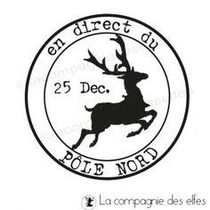 En direct du pôle nord c'est Noël - La compagnie des elfes.