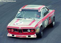 2 - BMW 2800 CS - Team Schnitzer Motul