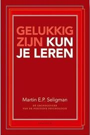 Geluksboek - het standaardwerk van de Positieve Psychologie van Martin Seligman.