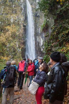 Οι 14 πιο θεαματικοί καταρράκτες στην Ελλάδα [photo] Waterfalls, Greek, Stunts, Greek Language, Waterfall