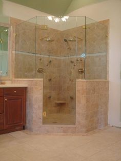 glass shower enclosures corner. Frameless Glass Shower Walls And Mounts  Angle Door Is Perfect For That Corner In Your Bathroom Frameless Quadrant Enclosure Have More Elegant Look Than