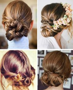 Wedding-Worthy Updo Hairstyles Found via Pinterest   Via @Anna Smith Bar