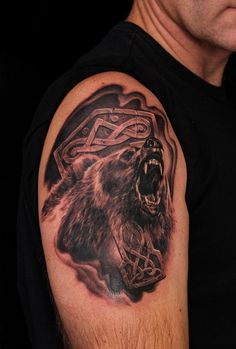 ThorBear by viptattoo on DeviantArt