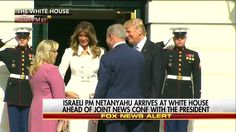 Live blog: Trump, Netanyahu talk US-Israel relations, Islamic terror
