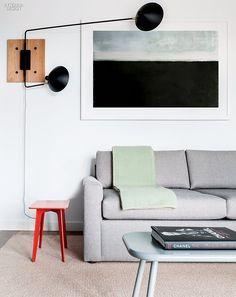 English Lesson: Grzywinski + Pons Designs Urban Villa in Lon | Companies | Interior Design