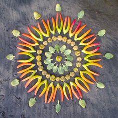 Danmala Mandala by Kathy Klein